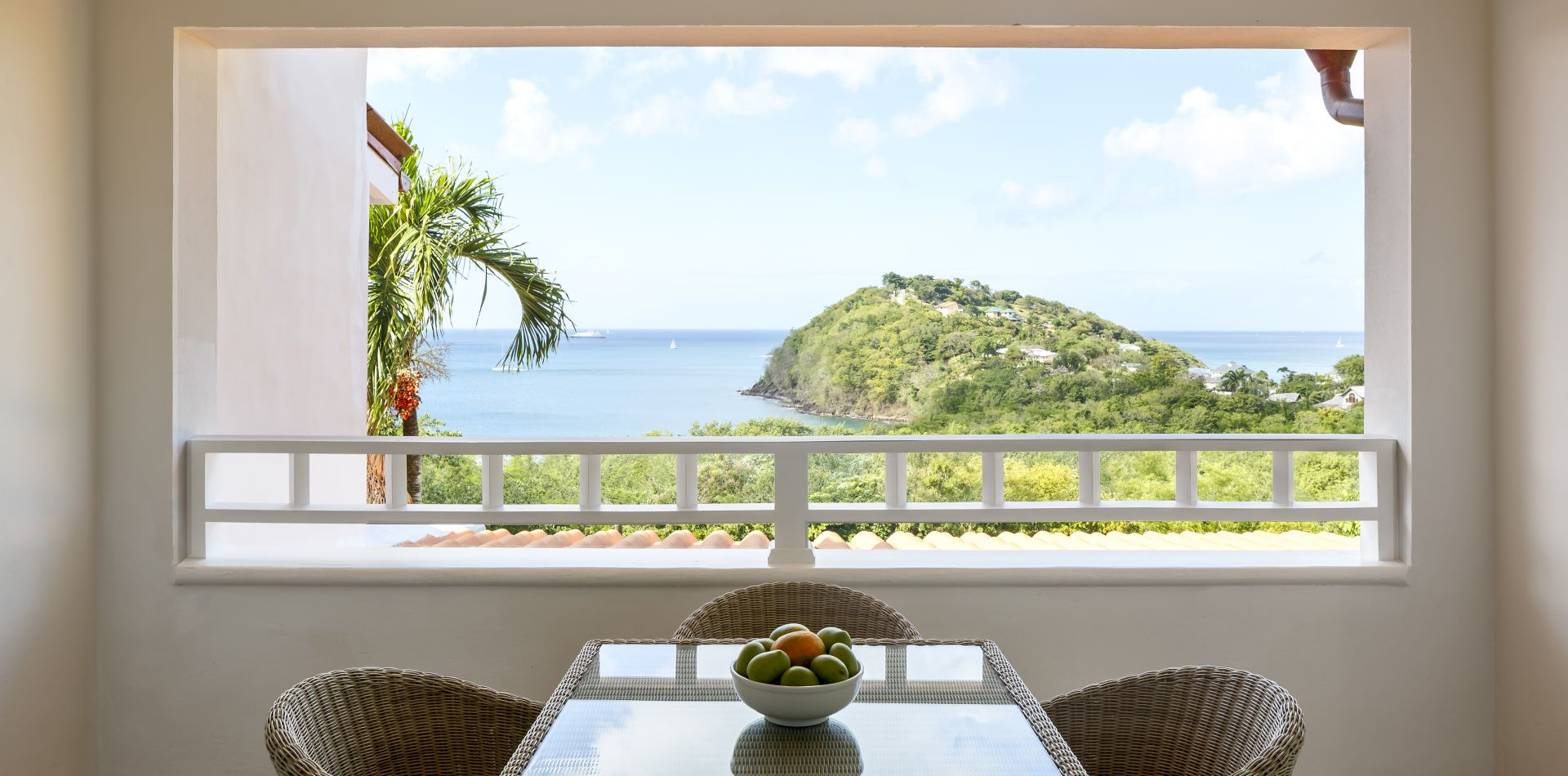 St Lucia romantic resort