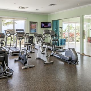 Fitness Centre Spa Tile