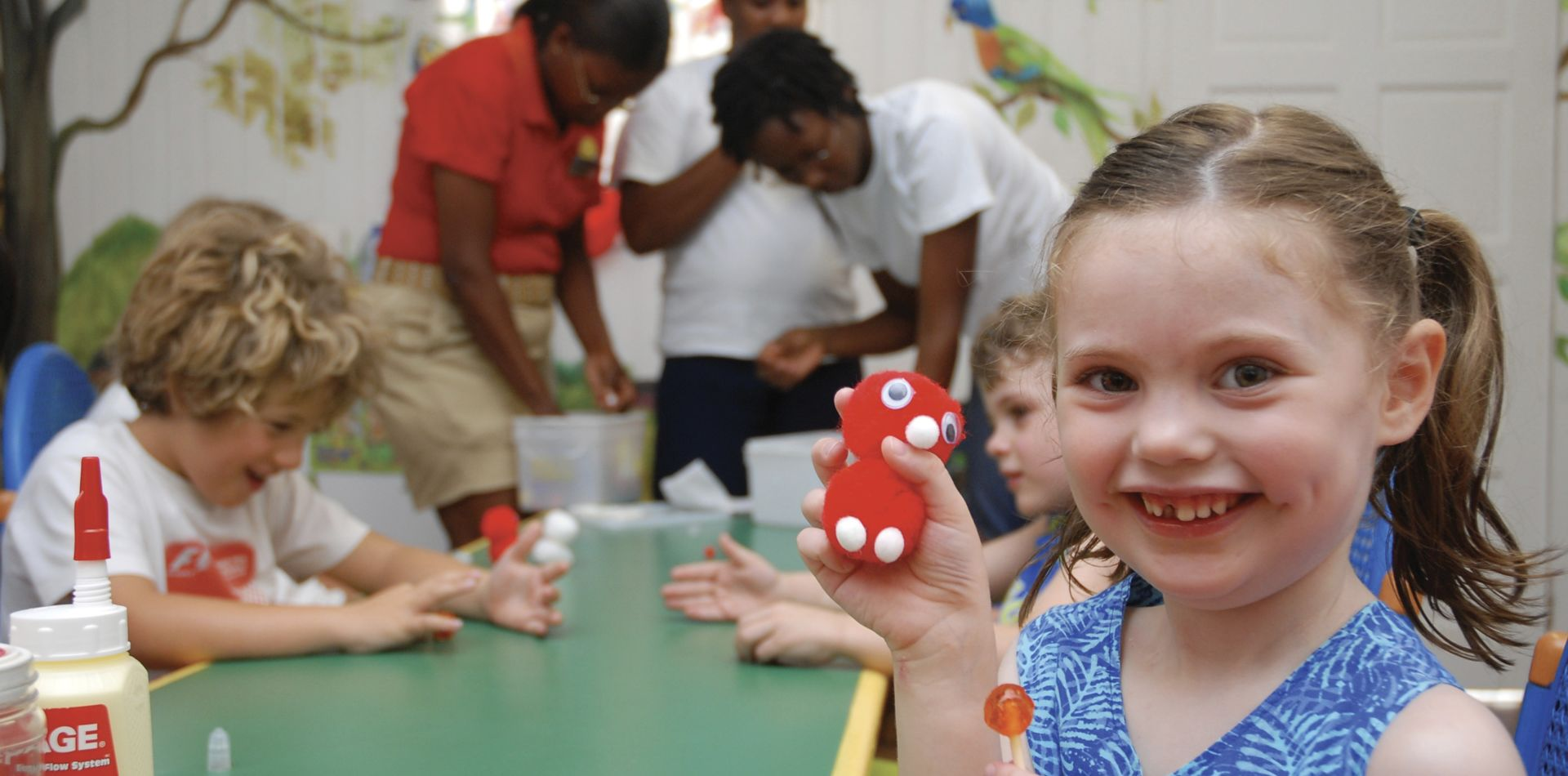 kid friendly activities at St Lucia beach resort