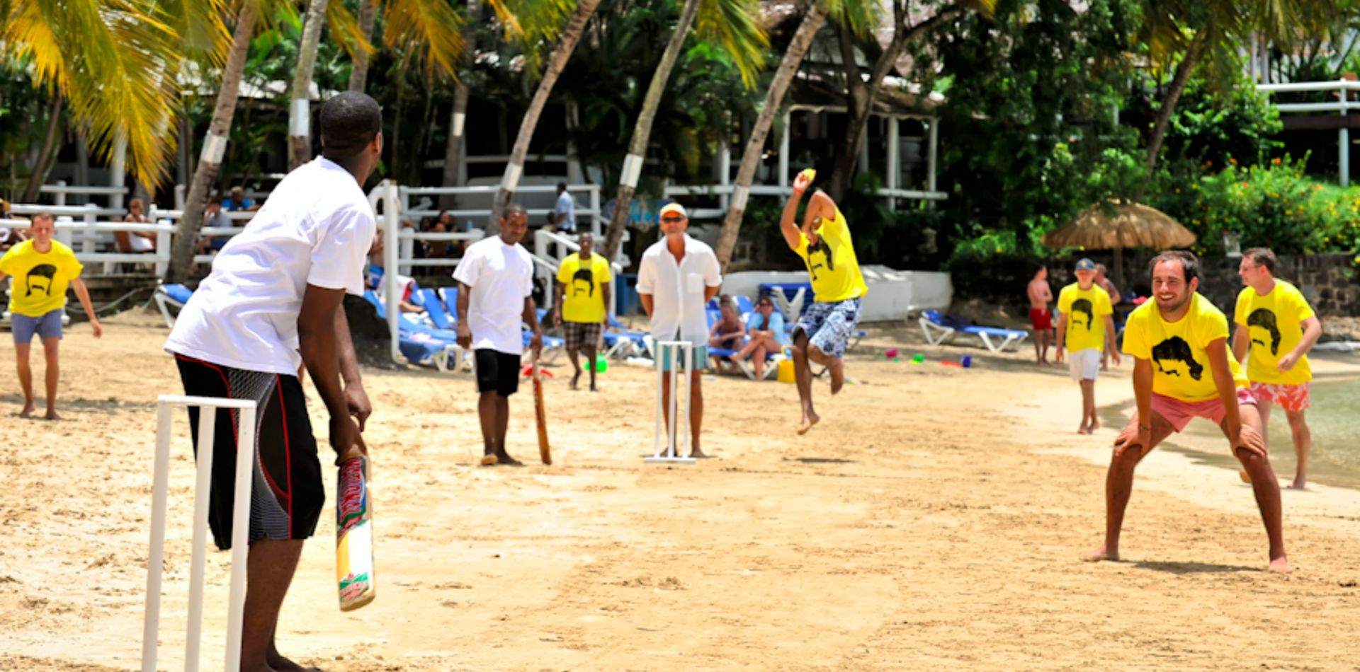 resort activity competition in st lucia resort