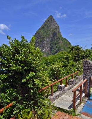 St. Lucia: Nature and Luxury in the Caribbean @Ladera_Resort @Eastwindshotel @Windjammerstl