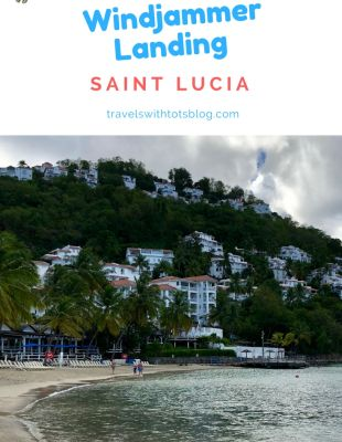 Windjammer Landing, St. Lucia Review - Travels With Tots