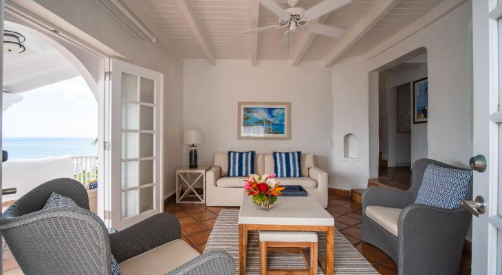 Premium Two Bedroom Ocean View Villa